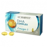 DHA Complex 500 mg Marnys, 60 capsule