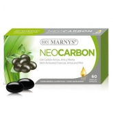 Neocarbon 800 mg Marnys, 60 capsule