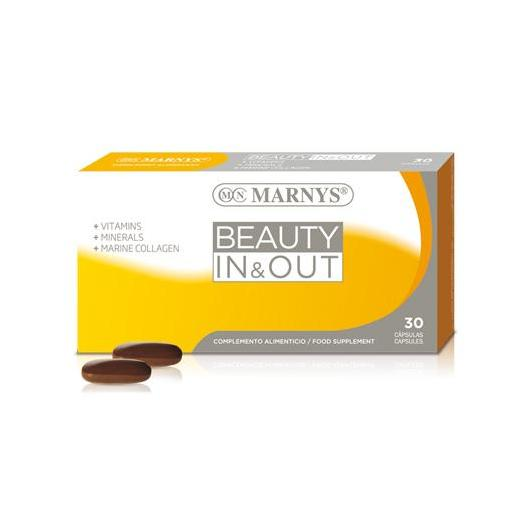 Marnys Beauty In & Out Marnys, 30 gélules