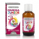 Oméga 3, 6 Junior Marnys, 125 ml