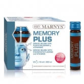 Memory Plus Viales Marnys, 20 X 10 ml