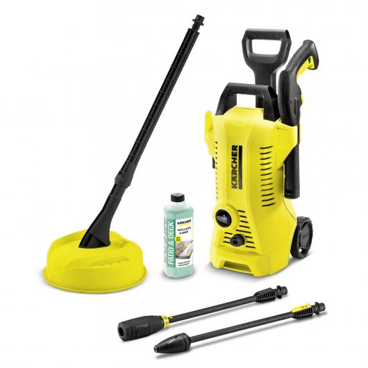 Hidrolimpiadora Karcher K 2 Home T 50 1400 W 110 bar