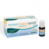 Normodigest junior Derbós, 10 Viales de 10ml