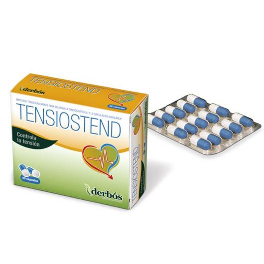 Tensiostend Derbós, 60 capsule da 500 mg