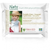 Salviette Eco Sensitive Naty, 42 unità