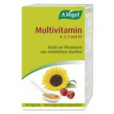 Multivitamin A.Vogel, 60 cápsulas