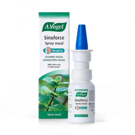 Sinuforce Spray Nasal A.Vogel, 20 ml