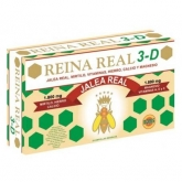 Reina Real 3D Robis, 20 ampollas de 10 ml