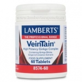 VeinTain ® lamberts, 60 tabletas