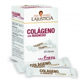 Collagene con Magnesio sapore Fragola, Ana María LaJusticia, 20 sticks