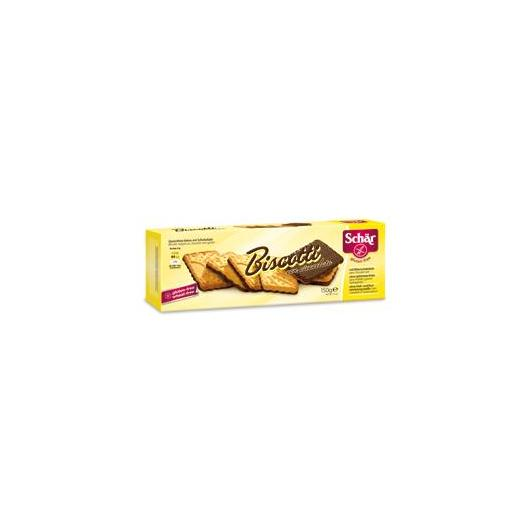 Galletas con chocolate sin gluten Dr. Schaer, 150g