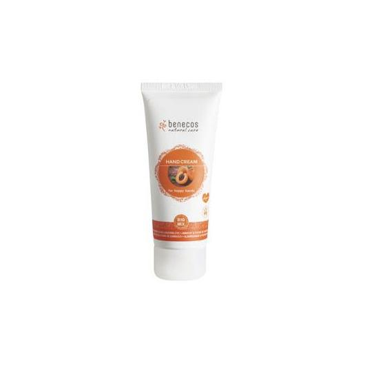 Crema per mani all'espinoso giallo Benecos, 75ml