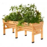 Grande table de culture en bois Vegtrug
