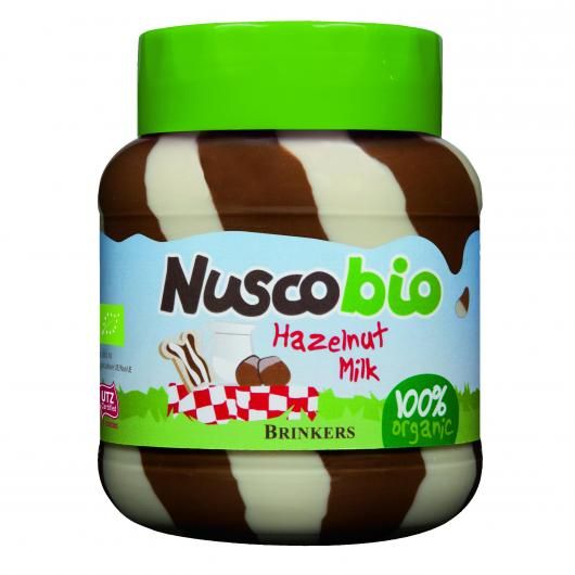 Crema chocolate duo Nuscobio, 400 g