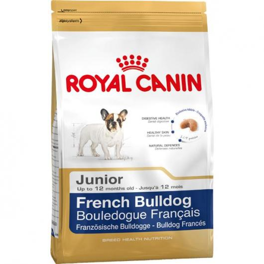 Royal Canin Bouledogue français Junior