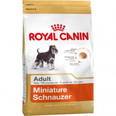 Royal Canin Schnauzer Adulto 7,5 kg