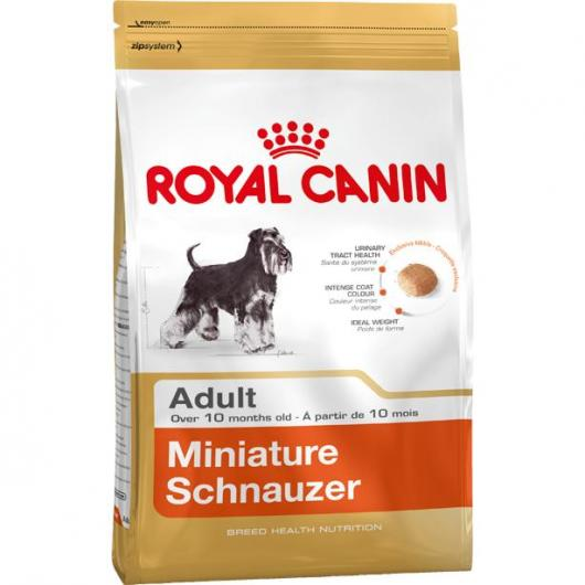 Royal Canin Schnauzer Adulto