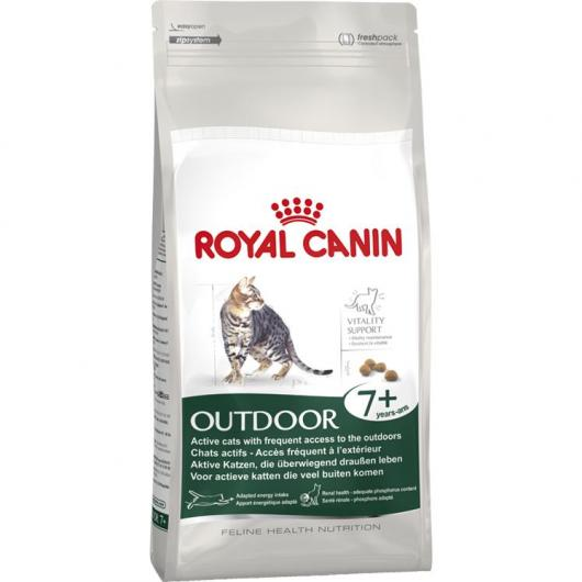 Royal Canin Outdoor 7+ (Chats actifs +7)