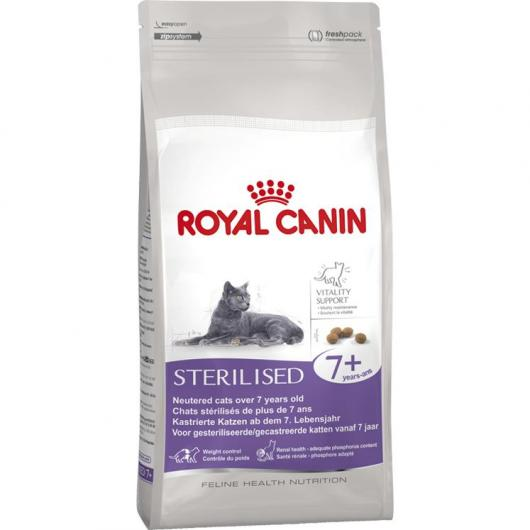 Royal Canin Sterilised 7+ (Chats stérilisés +7)