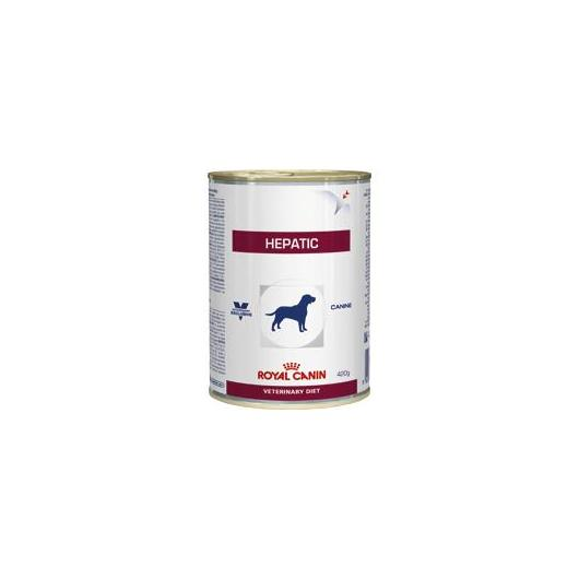 Royal Canin Hepatic Canine 12 x 420 g