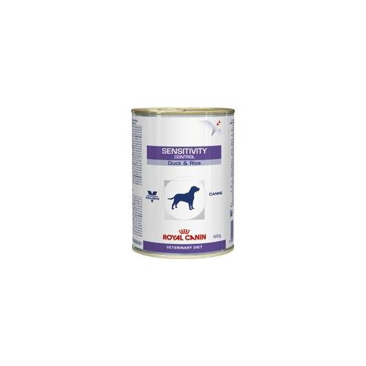 Royal Canin SENSITIVITY(pato) 12x420 gr