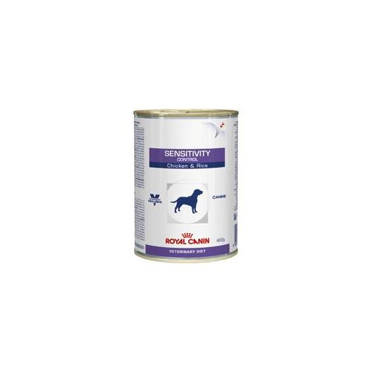 Royal Canin Sensitivity Control Chicken & Rice (Poulet) 12 x 420 g