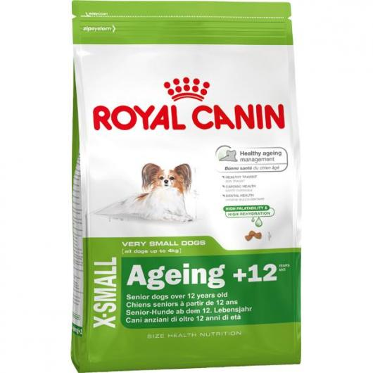 Royal Canin X-Small Ageing