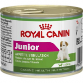 Royal Canin Junior 12 x 195 g (Chiots - 10 mois)