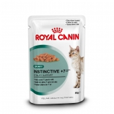 Royal Canin Instinctive +7 in Jelly 12x85gr vitality support