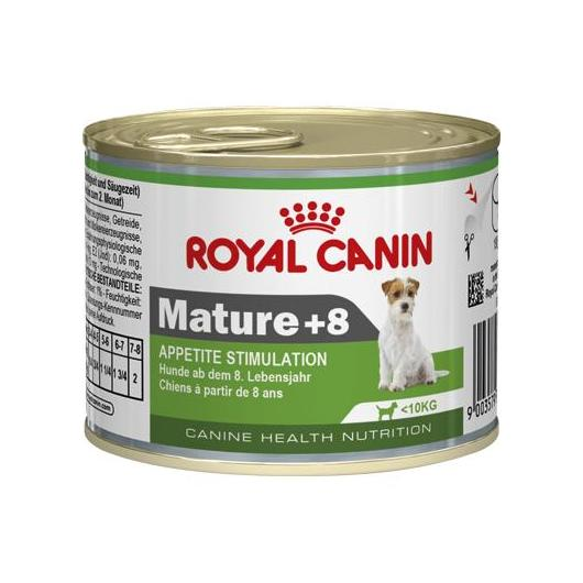 Royal Canin Mature +8, 12 x 195 gr