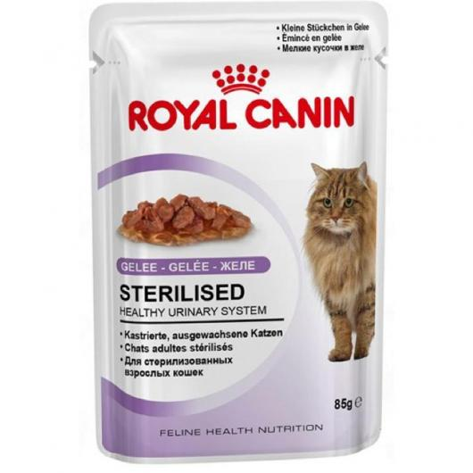 Royal Canin Sterilised en gelée 12 x 85 g