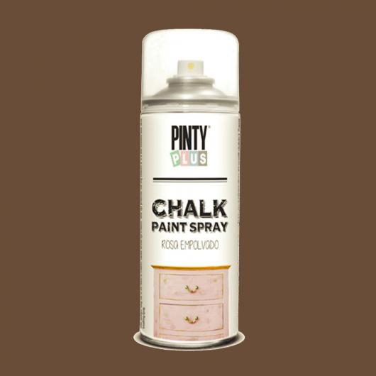 Pintura a la tiza / Chalk paint - Marrón Glacé, 400 ml