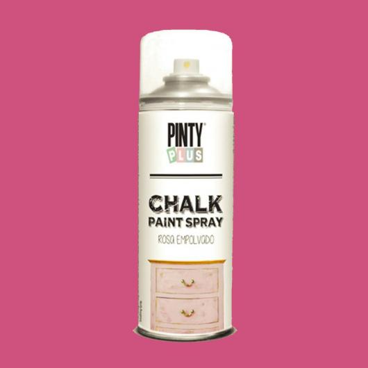 Pintura a la tiza / Chalk paint en Spray - Rosa Pétalo, 400 ml