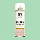 Pintura a la tiza / Chalk paint en Spray - Turquesa Pálido, 400 ml
