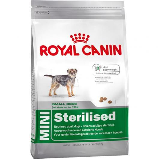 Royal Canin MINI Sterilised Adult