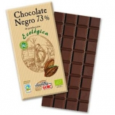 Chocolate negro 73% Solé, 25 g