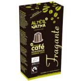 Cápsulas de café Fragante Alternativa, 10 x 5.5 g