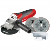 Kit smerigliatrice TC-AG 125 mm 850 W Kit Einhell