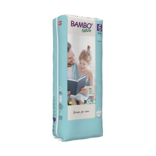 Pañal Bambo XL Plus 16-30Kg, 44ud