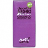 Chocolate Negro Mascao al 58% Alternativa, 100 g