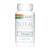 Total Cleanse Liver Solaray, 60 capsule