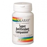 Superantiossidante Companion Solaray, 30 compresse