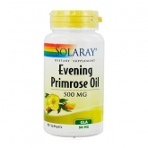 Evening Primrose Oil Solaray, 90 perlas