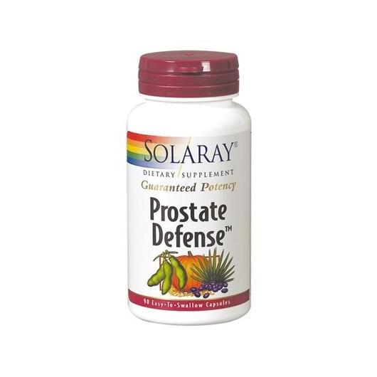 Prostate Defense Solaray, 90 cápsulas