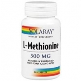 METIONINA 500MG 30CAP      SOL
