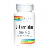 CARNITINA CAPSULAS 500MG