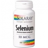 SELENIO 50MG 100CAP         SO