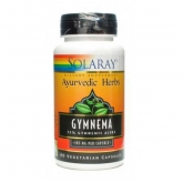 Gymnema 385 mg Solaray, 60 cápsulas