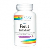 Focus For Children Solaray, 60 compesse