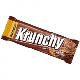 Barrinha de chocolate Krunchy, 30 g
